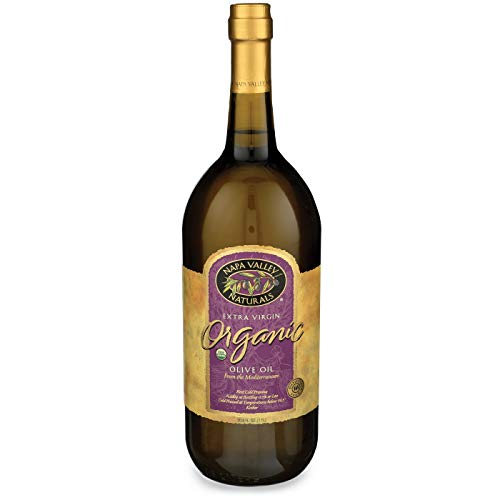 Napa Valley Naturals Organic Extra Virgin Olive Oil, 50.8 Ounces ()