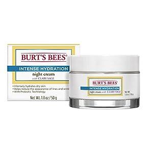 Burt's Bees Intense Hydration Night Cream, 1.8 Ounces