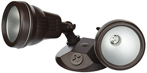 Acclaim FL50ABZ FloodLights Collection 2-Light Outdoor Light Fixture, Architectural Bronze