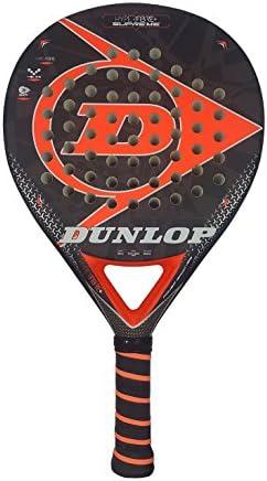 Dunlop Hyperfibre Supreme 2018 Palas, Adultos Unisex, Negro, 375 ...