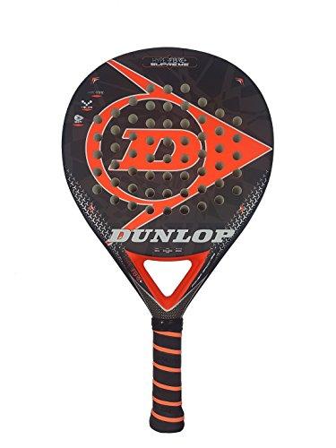 Dunlop Hyperfibre Supreme 2018 Palas, Adultos Unisex, Negro, 375