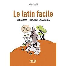Petit livre - Latin facile (LE PETIT LIVRE) (French Edition)