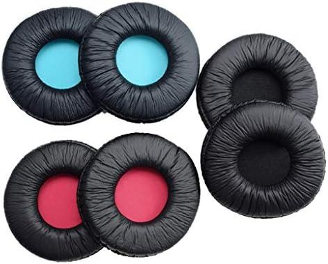 1 par de almohadillas blandas de repuesto para auriculares