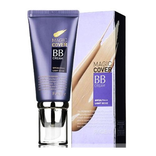 The Face Shop Face It Magic Cover Bb Cream - 1