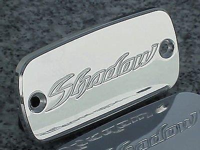 Honda Accessories 750 Spirit - i5 Chrome Front Brake Fluid Cap for Honda Shadow 600 VT 750 1100 ACE Spirit Phantom Aero