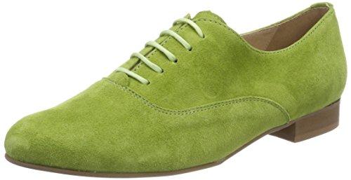 Mujer De green Oxford Cordones Blu Canary Pinto Para Zapatos Di Verde 14 WwOI8q6x7U