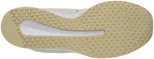 Puma Womens Burst Chevron Wns Cross-Trainer Shoe Oatmeal-puma White