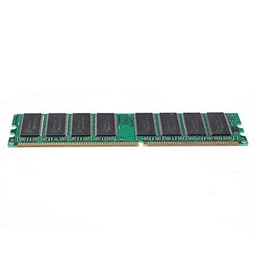 1GB PC3200 DDR 400MHz 333 266 Desktop PC DIMM Memory RAM (Dimm 400mhz Pc)