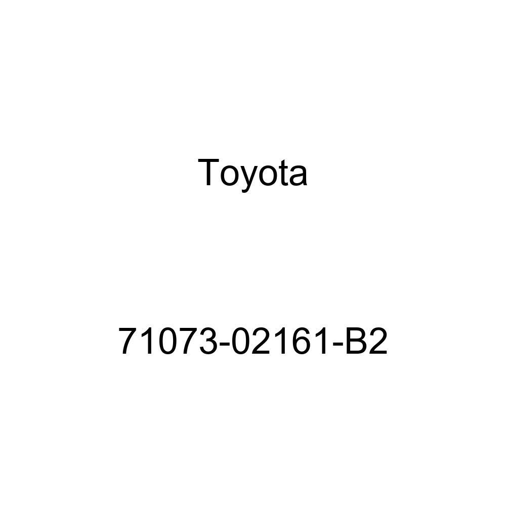 TOYOTA Genuine 71073-02161-B2 Seat Back Cover