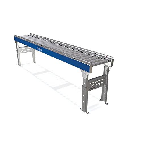 Bastian-Solutions-RZPDC-10-24-3-24-ZiPline-Roller-Zero-Pressure-Conveyor-DC-Motor-Driven-10-Length-x-24-Width