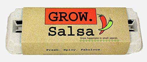 Backyard Safari Company Grow Gardens, (Salsa Seed Kit)