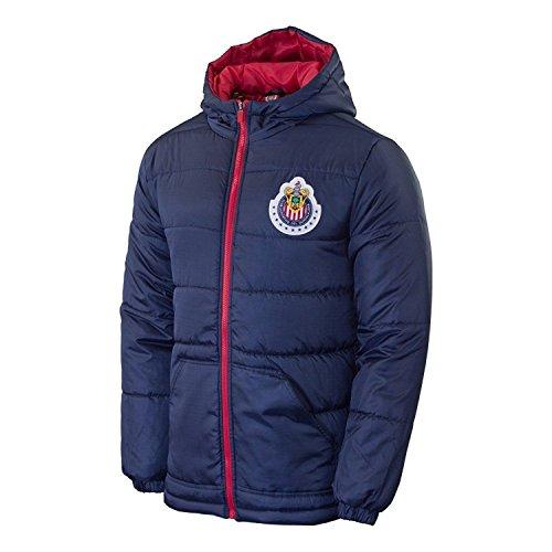 chivas-de-guadalajara-hooded-padded-jacket-small