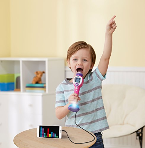 VTech Kidi Star Music Magic Microphone