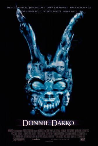 Amazon.com: Pop Culture Graphics Donnie Darko 27x40 Movie Poster ...