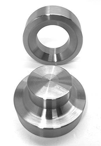 Dimple Dies for metal fabrication, multiple sizes to choose from (3'') by UTVDistribution