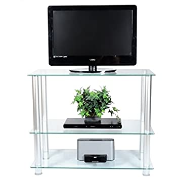 Amazon.com: RTA Home and Office TVM-005 Extra Tall Glass