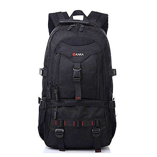KAKA Hiking Daypacks travel backpack for for 17 inch Laptop