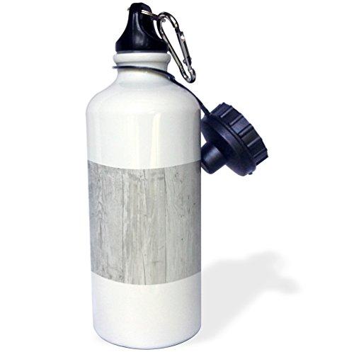 Florene - Designer Textures III - Print of Country Gray Barnwood - 21 oz Sports Water Bottle (wb_203980_1)