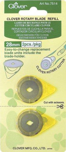 Clover Rotary 28mm Blade Refill