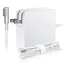 Missaka Macbook Pro Charger,60W Magsafe L-Tip Laptop Power Adapter for Apple Macbook Pro 13-inch Model