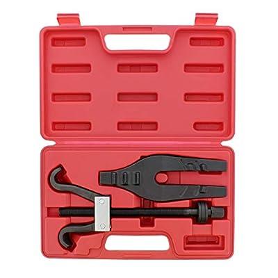 ABN Coil Spring Compressor Tool, Coil Tool Coil Spring Compression Tool, Coil Compressor Suspension Spring Compressor: Automotive