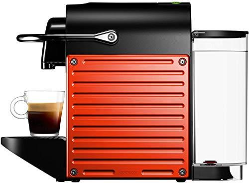 Krups Nespresso Pixie XN3045K Macchina per caffè Espresso, Ricette Programmabili, 1260 W, Rossa, 0.7 Litri, Rosso 5