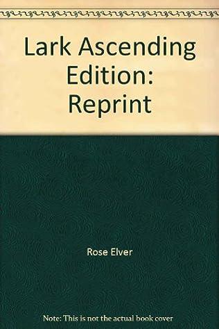 book cover of Lark Ascending