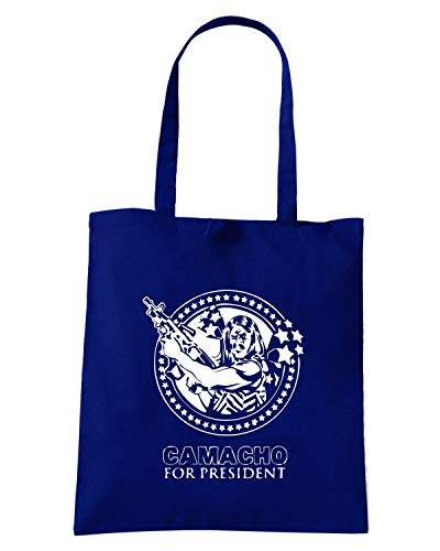 Borsa Blu Navy Shopper FUN0940 Shirt CAMACHOAIL Speed aSP5tqx