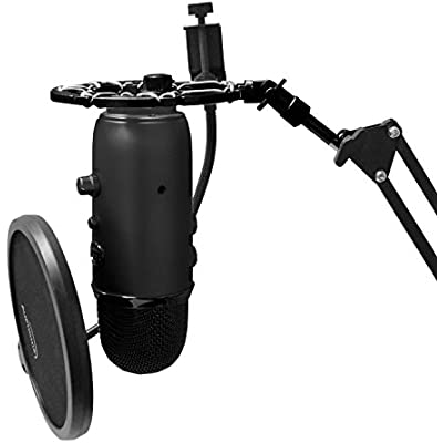 black-shock-mount-for-blue-yeti-and