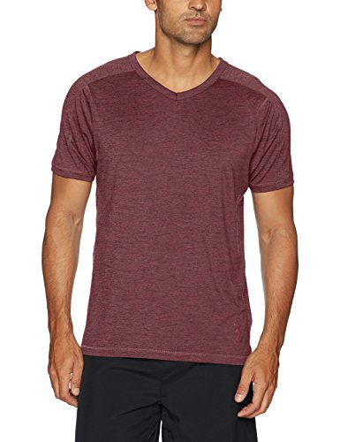 361 Degree Sports Apparel Mens F!T High V-Neck Shirt