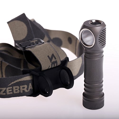 Zebralight H600Fw Mk IV 18650 XHP35 Floody Neutral White Headlamp
