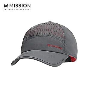 Mission Women's Hydroactive Max Laser-Cut Performance Hat