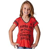 4364b8b008f3d Camisa Flamengo Infantil Nation Braziline