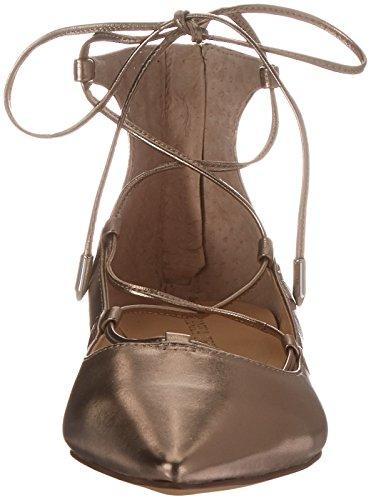 Ivanka Troef Dames Tropica Ballet Plat Natuurlijk