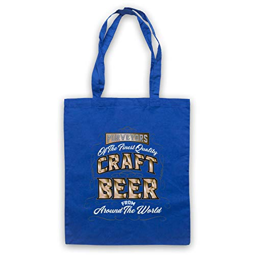 Craft Of From Around Bolso Beer Purveyors My Finest Icon Azul Real World Art The Clothing amp; Quality Xqqz76wP