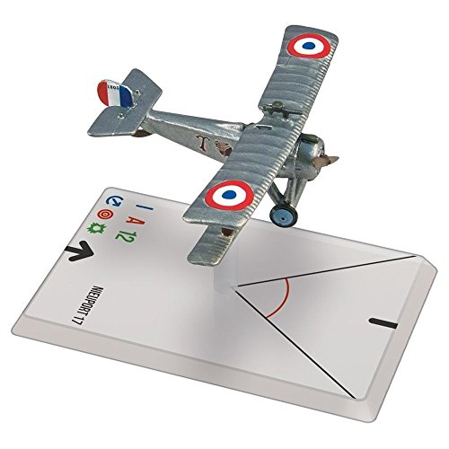 Wings of Glory WWI: Nieuport 17 (Thaw/Lufbery) ()