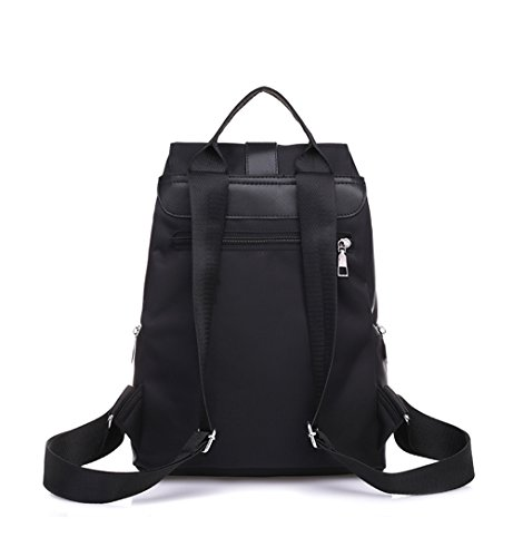 Sacchetto di spalla di modo femminile / coreano del sacchetto di spalla / piccolo zaino selvaggio del nylon di tela di canapa / sacchetto femminile semplice nuovo onda