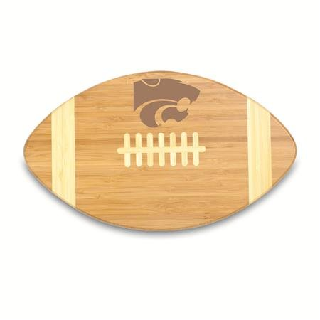 NCAA Kansas State Wildcats Touchdown! Bamboo Cutting Board, 16-Inch ()