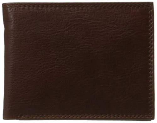 Style N Craft 301722-BN Slim Bifold Wallet in High Grade ...
