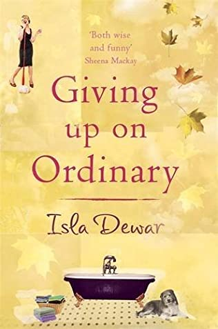 book cover of Giving Up on Ordinary