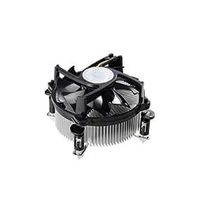 Cooler Master X Dream 4 - CPU Cooler with Aluminum Extrusion Fins (RR-LEE-L911-GP)