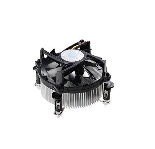 Cooler Master X Dream 4 - CPU Cooler with Aluminum Extrusion Fins (RR-LEE-L911-GP) (Cpu Heatsink Fan)