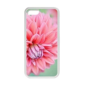 glam red flowers personalized high quality cell phone case for Iphone 6 (4.5)