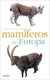 Mamiferos De Europa(Naturaleza-Animales Terrestres): Amazon.es ...