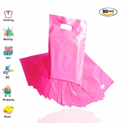 sesco-10x13-inch-sturdy-merchandise-bags-plastic-shopping-bags-retail-bags-for-retail-store-50-pack