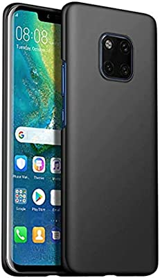 Funda Huawei Mate 20 Pro Caja Caso MUTOUREN PC Carcasa Anti-Scratch Anti-rasguños Bumper Protectora de teléfono Case Cover para Huawei Mate 20 Pro ...