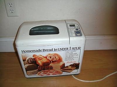 Sunbeam Bread Machine Expressbake- Model 5833