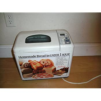 Sunbeam Bread Machine Expressbake- Model 5833