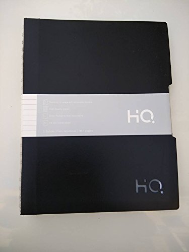 HQ SINGLE SUBJECT BOOK(B5 SIZE) -SINGLE LINE (COMBO PACK)