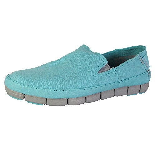 Loafer Light Pool Grey Stretch Women's Sole Crocs twTHX7